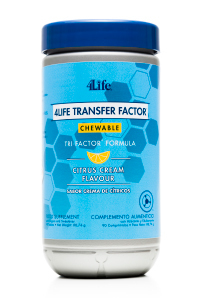 Chewable Tri-Factor (90 tabletas masticables)