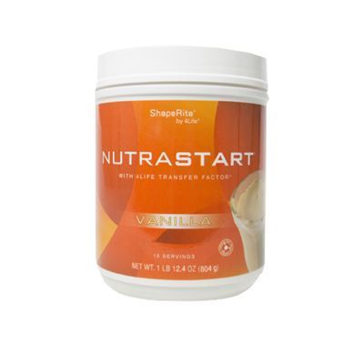 Nutra Start™ Vainilla - 4Life Transfer Factor