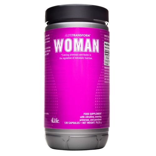 Woman 4Life Transform™ · 120 cápsulas