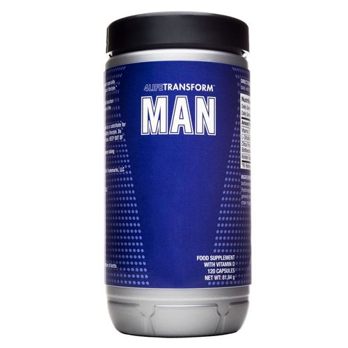 Man 4LifeTransform™ · 120 cápsulas